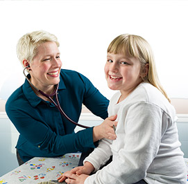 Riverside Pediatrics - State of Franklin Healthcare Associates