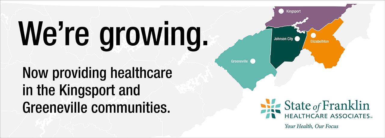 State of Franklin Healthcare ociates - Johnson City, TN on