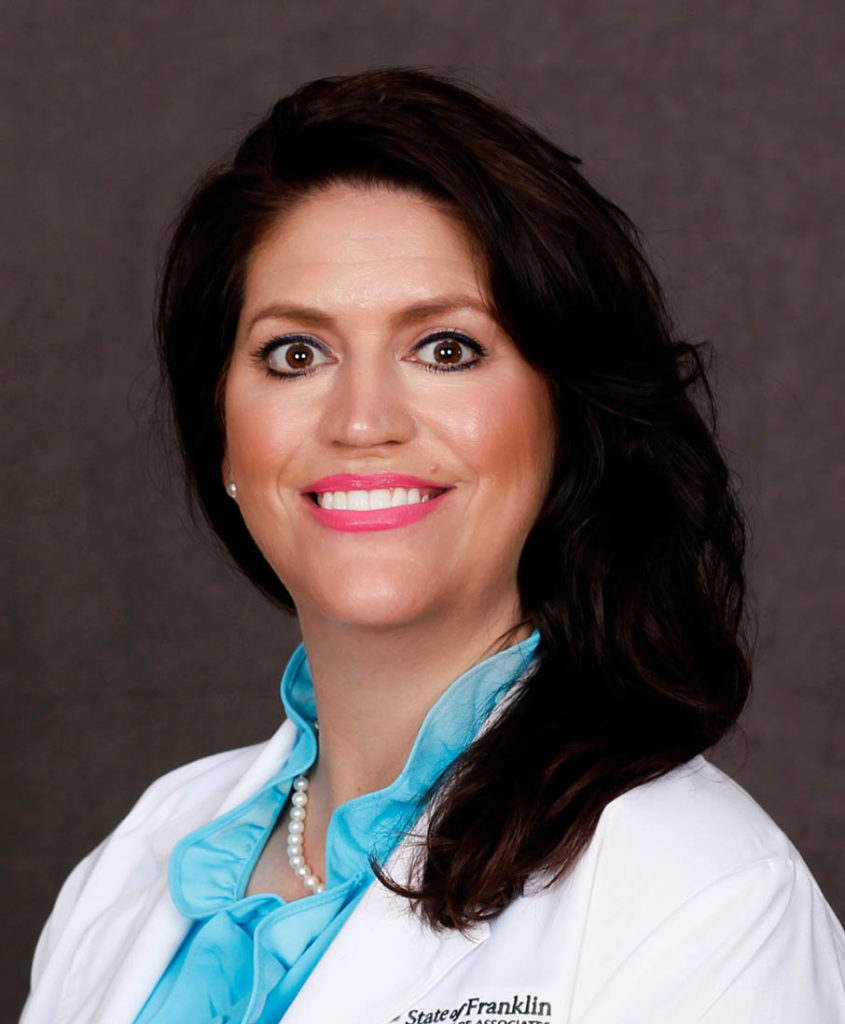 Photo of Beth McCurley, M.D.