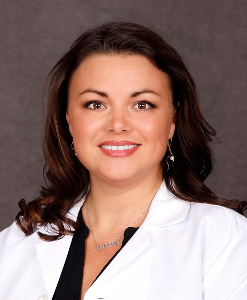 Photo of Christina Jensen, P.T., D.P.T.