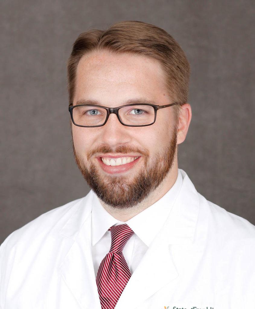 Photo of Tyler Dean, M.D.