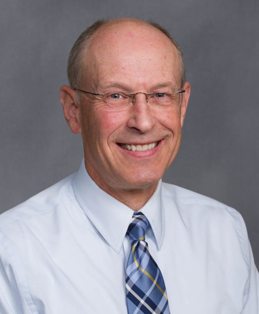 Photo of Guy Robins, M.D.