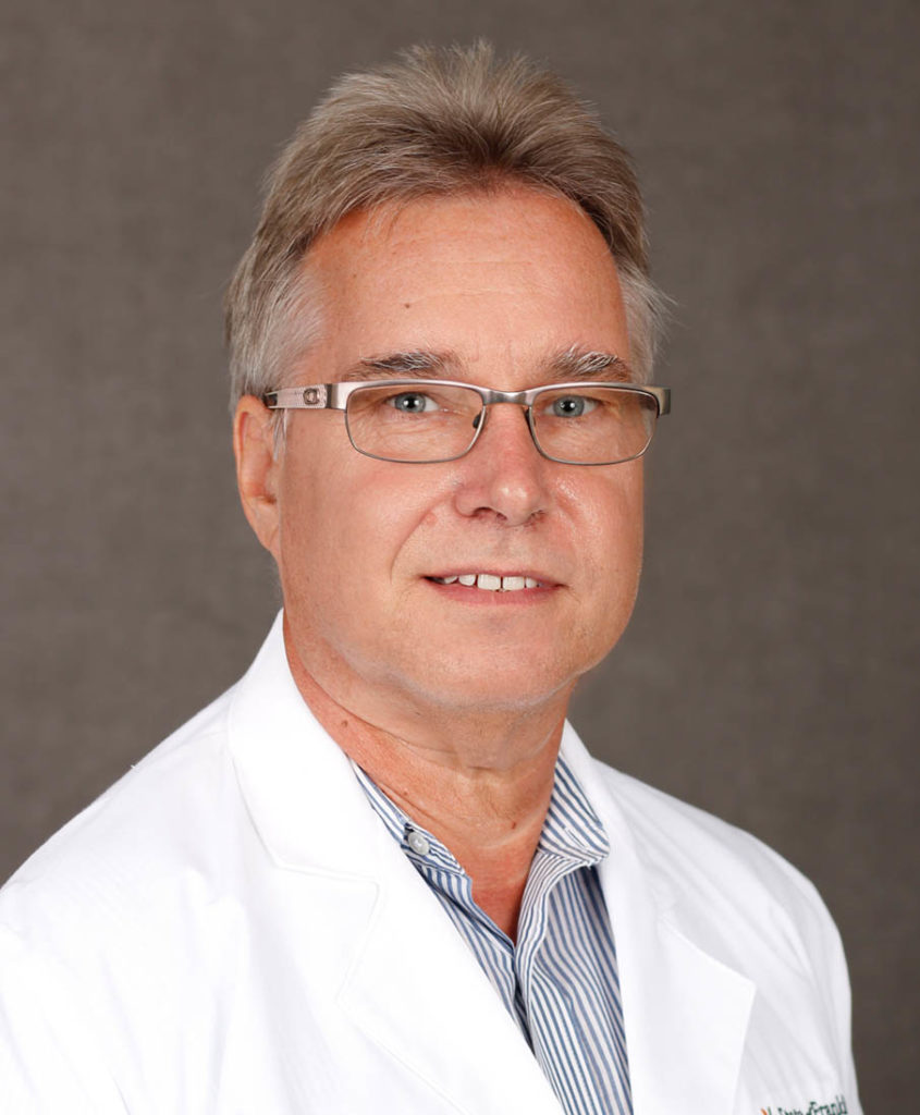 Photo of Raymond Kohne, M.D.