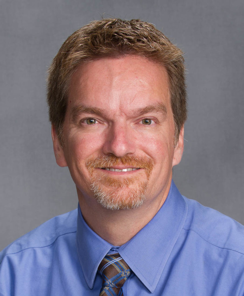 Photo of Richard Hess, PharmD, CDCES, BC-ADM, BCACP