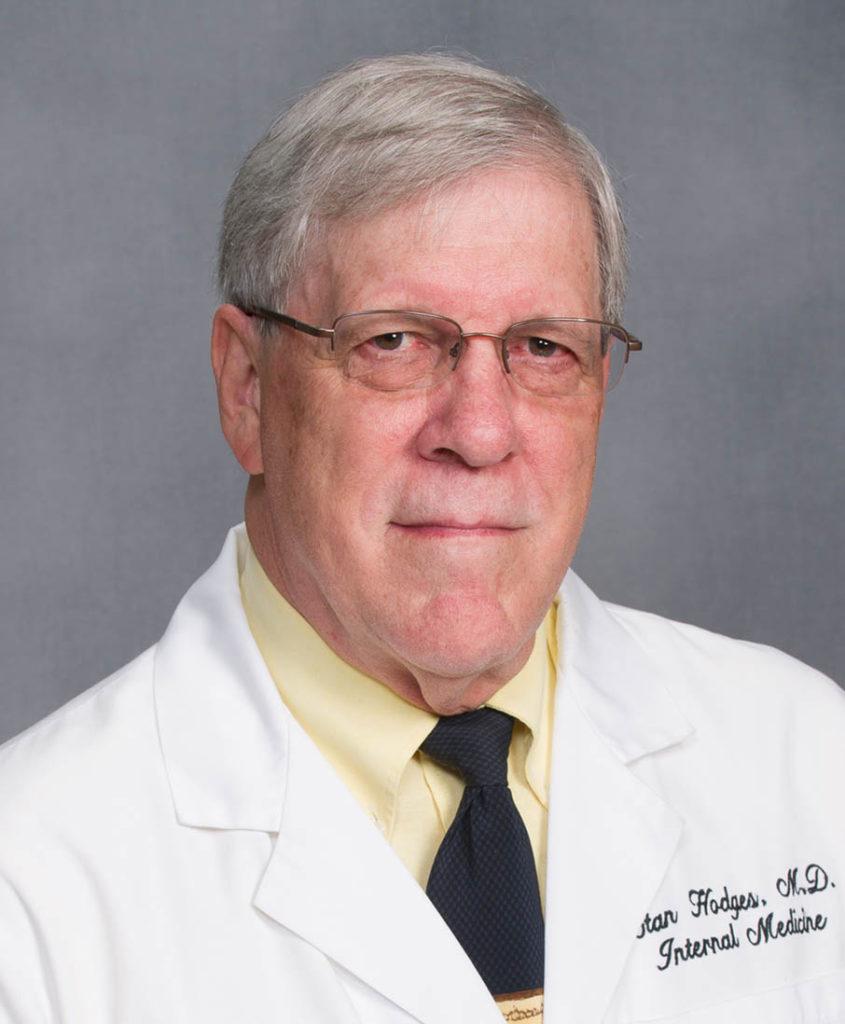 Photo of Stanley Hodges, M.D.
