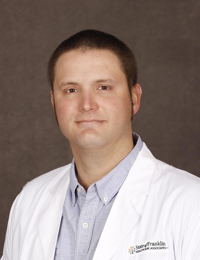Photo of Brett Reece, F.N.P.