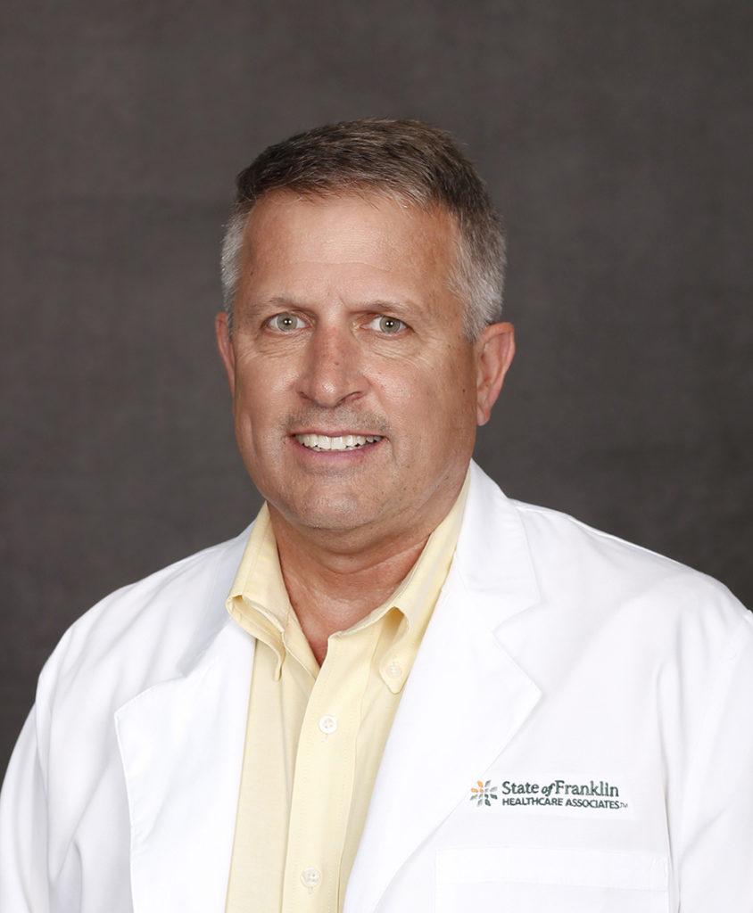 Photo of Bruce Vincent, M.D.