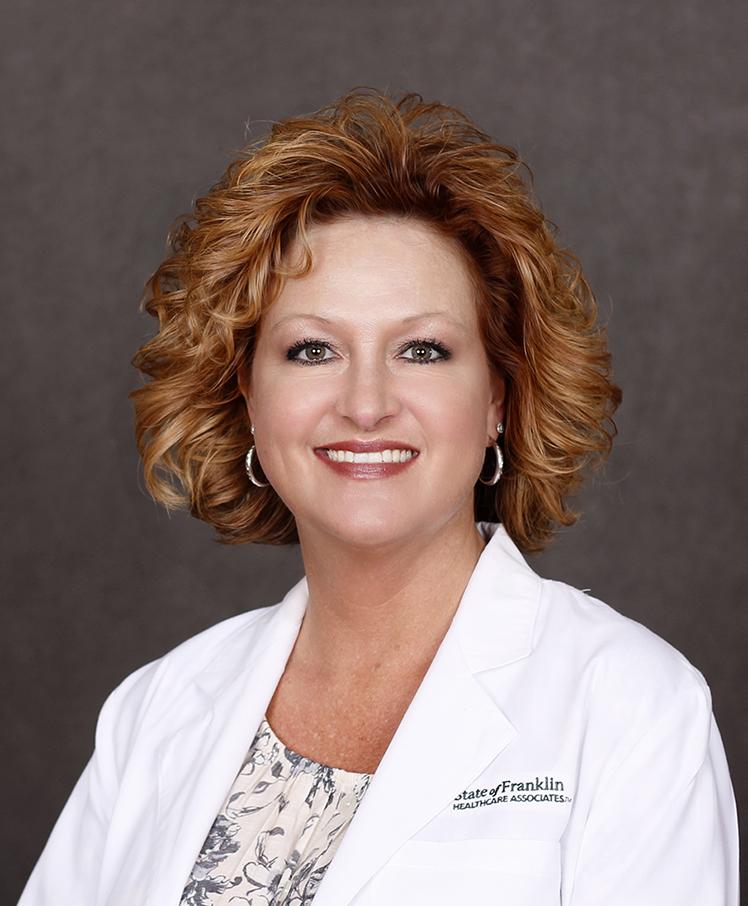 Photo of Jennifer Lane, F.N.P.