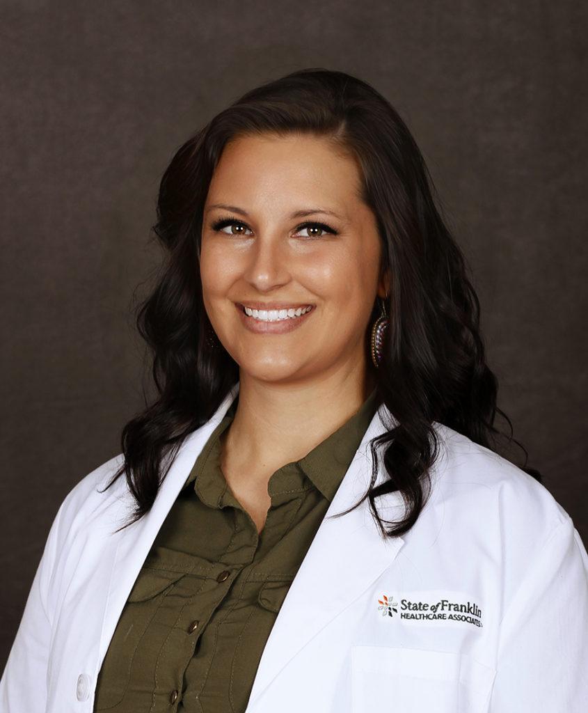 Photo of Alicia Pugh, N.P.