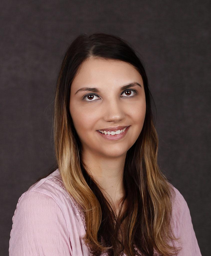 Photo of Jessie Garrett, R.N.