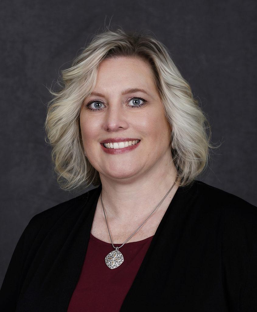 Photo of Krystal Weir, R.N.