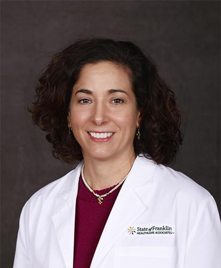 Photo of Rachel Hecht, M.D., F.A.A.P.
